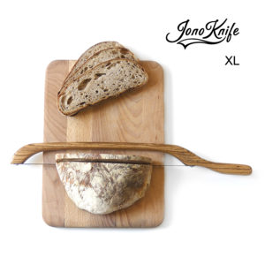 XL JonoKnife cuts bread up to 30cm wide
