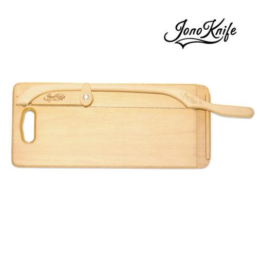 Beech breadboard with XL JonoKnife