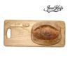 Oak JonoKnife breadboard