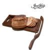 Walnut JonoKnife breadboard