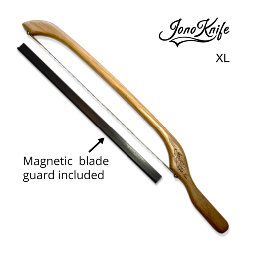 Oak XL JonoKnife with blade guard