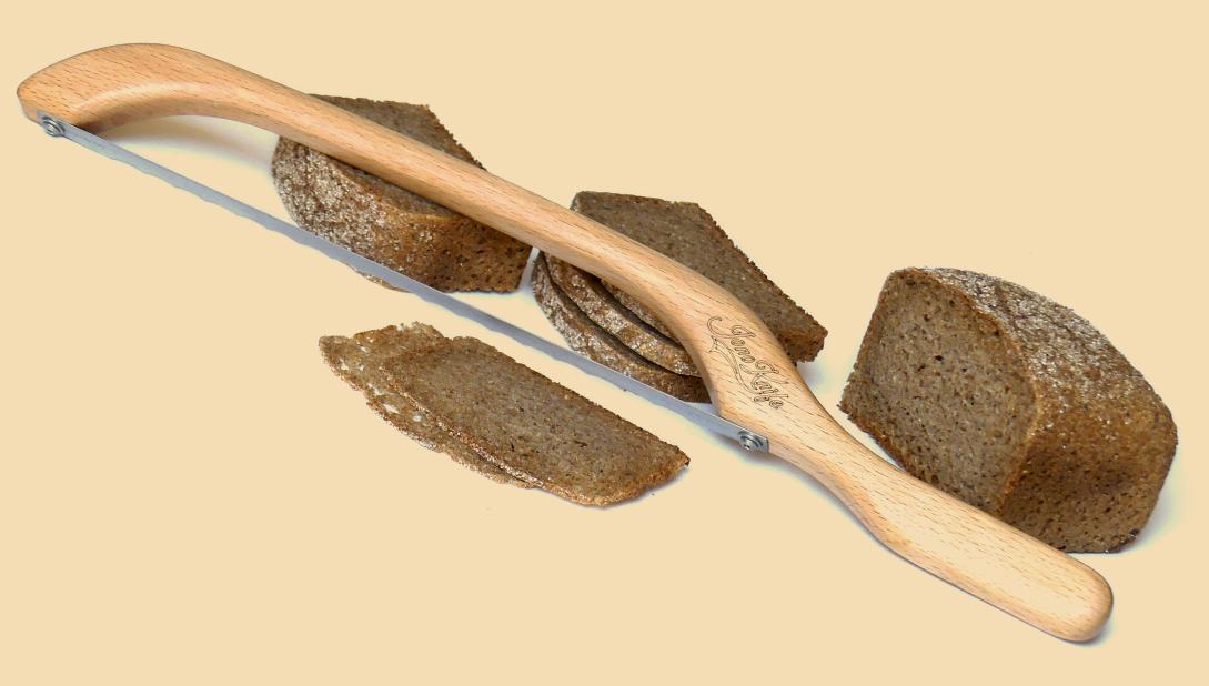 the best bread knife bread saw slicing crusty bread