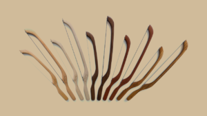 Our available bread knife selection.